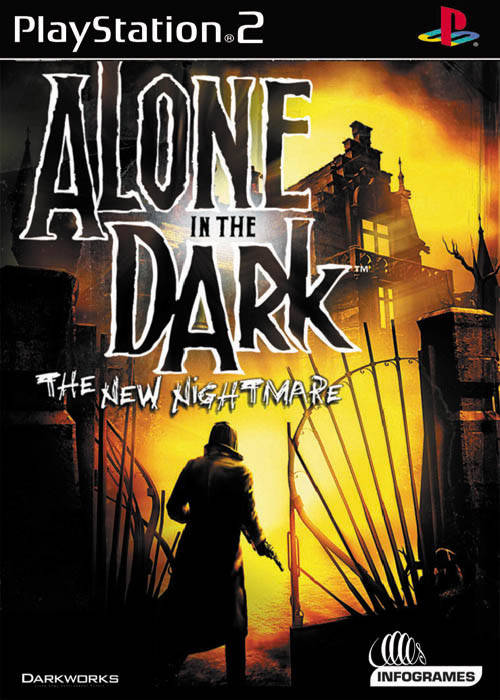 Alone In The Dark The New Nightmare Playstation 2 Ps2 Game