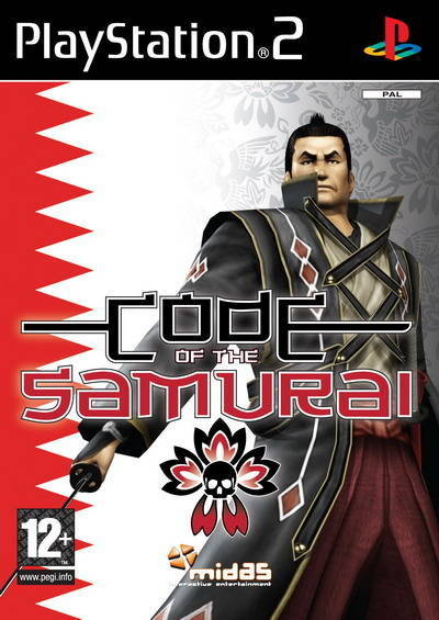 Code of the Samurai - Playstation 2: PS2 game