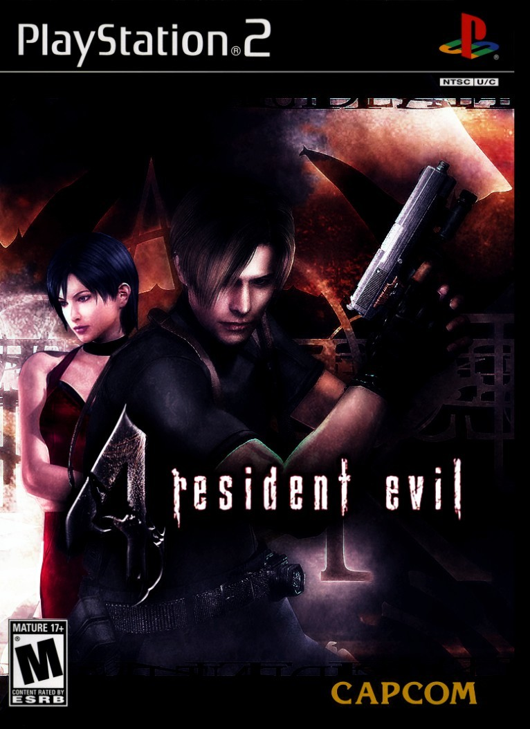 Resident Evil 4 Playstation 2 Ps2 Game