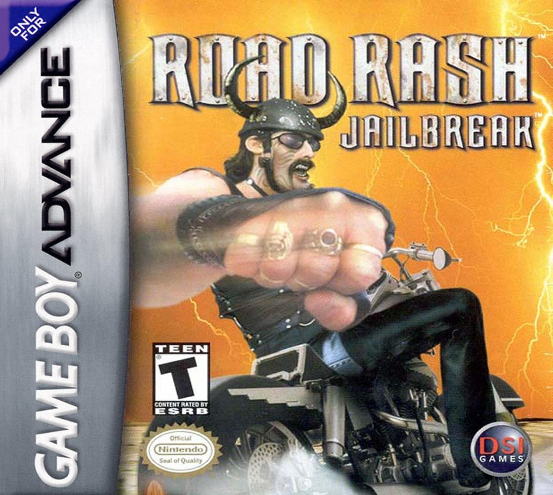 Road Rash: Jailbreak - Game Boy Advance