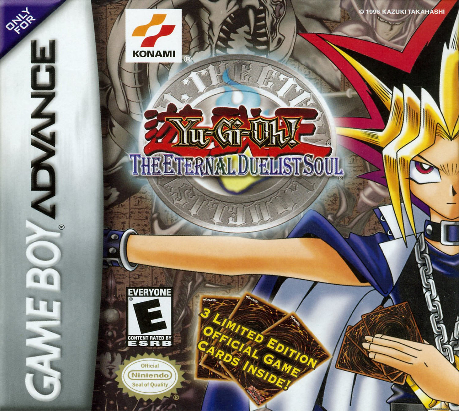 Yu-Gi-Oh! The Eternal Duelist Soul(The Immortal Duelist Soul