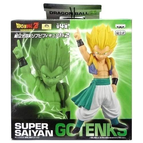 Gotenks Super Saiyan