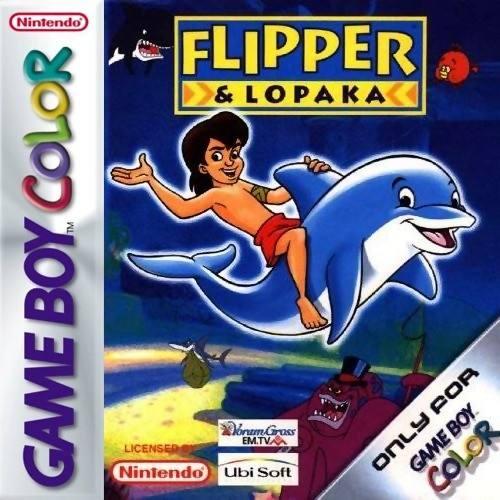 Flipper & Lopaka - Nintendo Game Boy Color