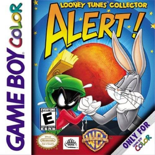 Looney tunes collector alert nintendo game boy color voltagebd Choice Image