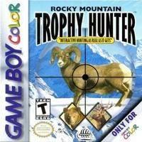 Rocky Mountain Trophy Hunter Nintendo Game Boy Color