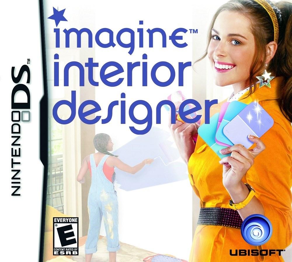Imagine Interior Designer Nintendo Ds Game