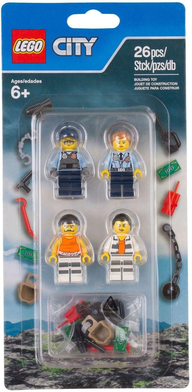 police accessory set lego city 853570 - Lgo City Police