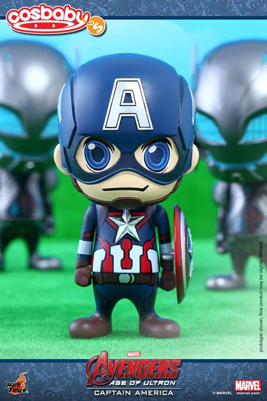 Captain America - Cosbaby Figures action figure COSB172