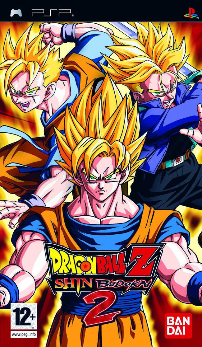 Dragon Ball Z - Shin Budokai 2 - PlayStation Portable: PSP game