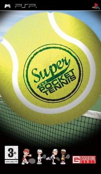 Super Pocket Tennis - PlayStation Portable: PSP game