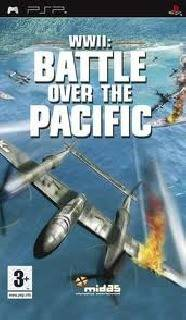 WWII: Battle Over the Pacific - PlayStation Portable: PSP game