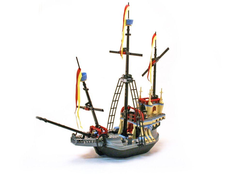 The Durmstrang Ship Lego Harry Potter Set 4768 It was released in 2005. the durmstrang ship lego harry potter