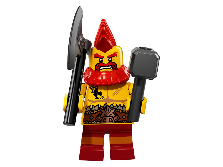 NEW LEGO 71018 The Lego Series 17 Minifigures Circus Strongman