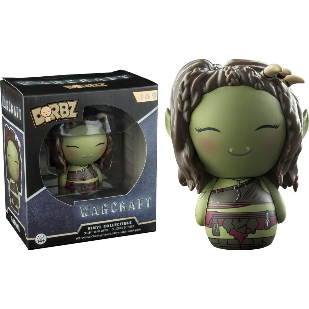 Warcraft Movie Garona Bikini Dorbz Action Figure 169