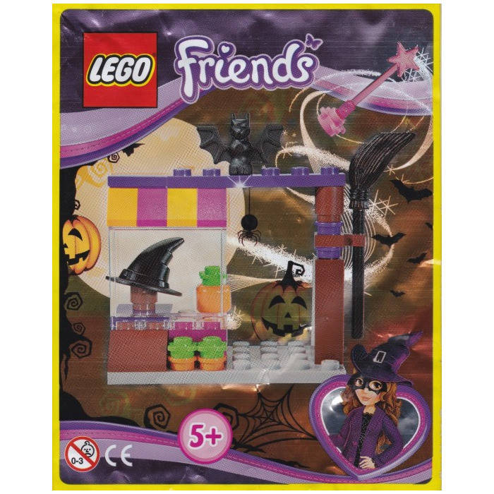 Lego Halloween Sets 2019.Halloween Shop Lego Friends Set Fr561410
