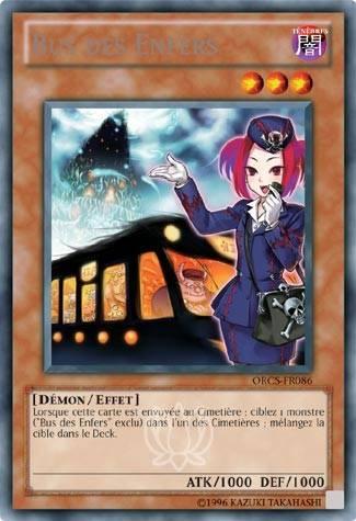 Carte YU GI OH ART NINJITSU DE LA DUPLICATION ORCS-FR089