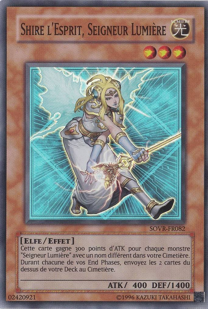 Emissaire Du Lotus Ecarlate Yu Gi Oh C SOVR-FR080