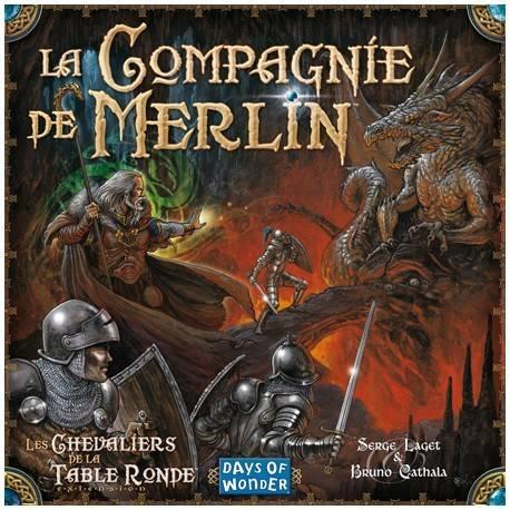 La Compagnie De Merlin Jeu Les Chevaliers De La Table Ronde
