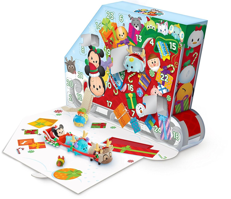 Calendrier De L Avent Minnie.Disney Calendrier De L Avent Countdown To Christmas 2017