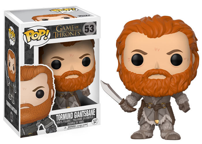 figurine funko pop brienne tormund