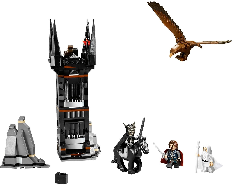 Gate Seigneur Le Anneaux The 79007 Des Lego Battle At Black 8PyN0wnvmO