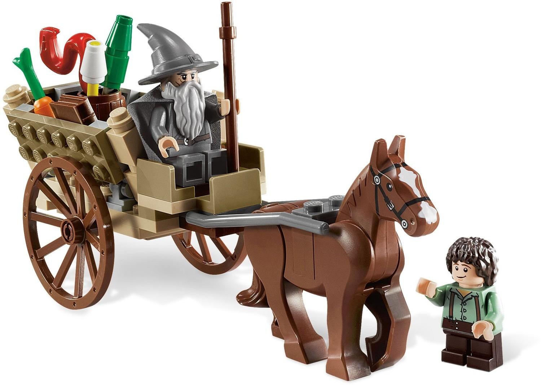 Gandalf Arrives Lego Lord Of The Rings Set 9469 Battle At Black Gate 79007 Pirate Ship Ambush