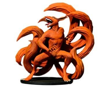figurine kyubi