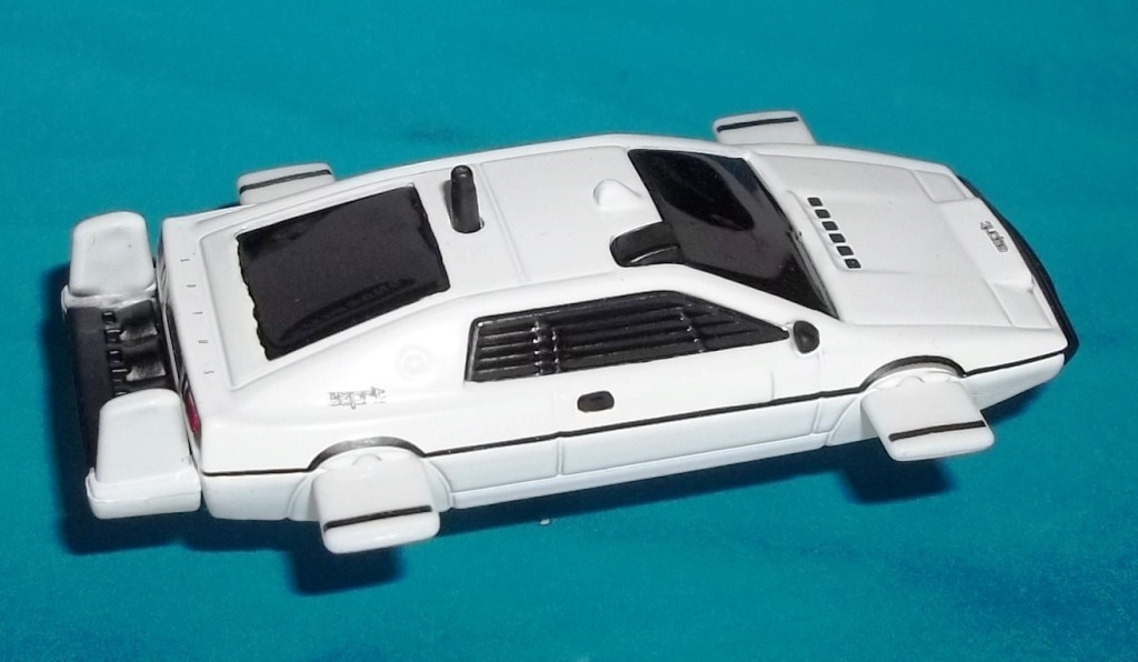 Lotus Esprit S1 - The Spy Who Loved Me - Classic Hot Wheels
