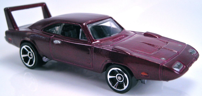 All Types 2006 charger daytona : 1969 Dodge Charger Daytona - Hot Wheels model X1638