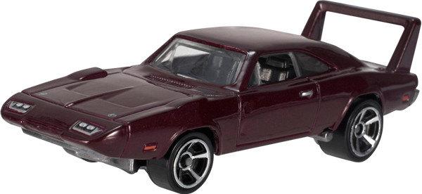 69 Dodge Charger Daytona Hot Wheels Cdr61
