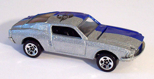 Ford 68 Mustang Hot Wheels G6912