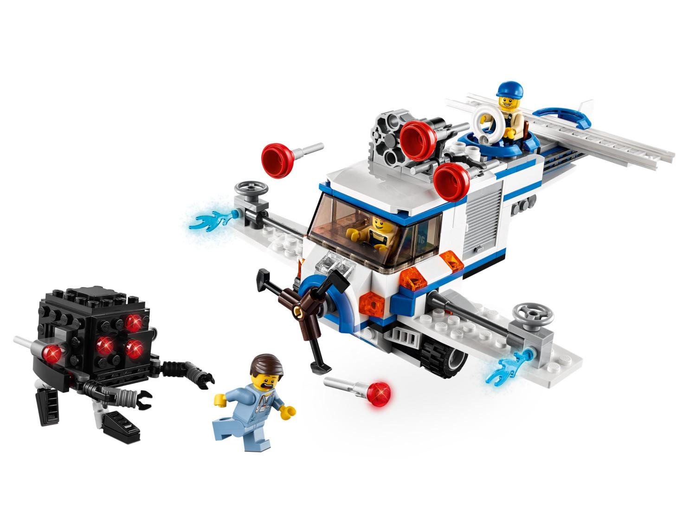 Flying Flusher Lego The Lego Movie Set 70811