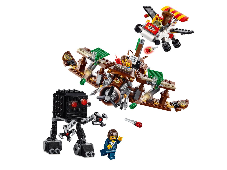 Creative Ambush Lego The Lego Movie Set 70812