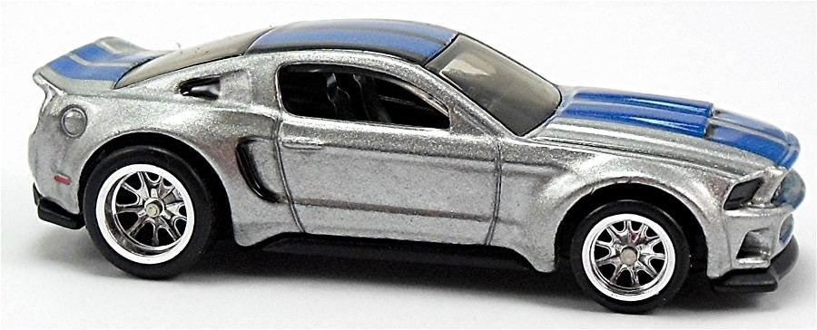 2014 Custom Mustang Need For Speed Classic Hot Wheels Model