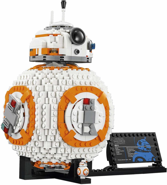 Bb 8 Lego Star Wars Set 75187 75186 Starwars The Arrowhead