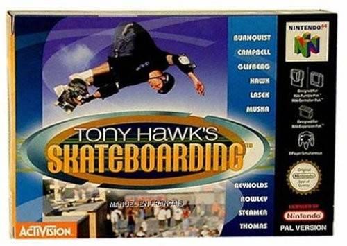 [Jeu] Racontons un film en suite d'image !  - Page 2 Nintendo-64-tony-hawk-s-skateboarding