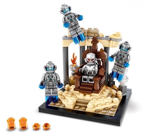 Ultron Lego Marvel Of Heroes Throne Super XiTkZOPuw