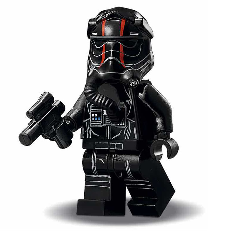 First Order Tie Pilot - LEGO Star Wars Minifigs set 75179