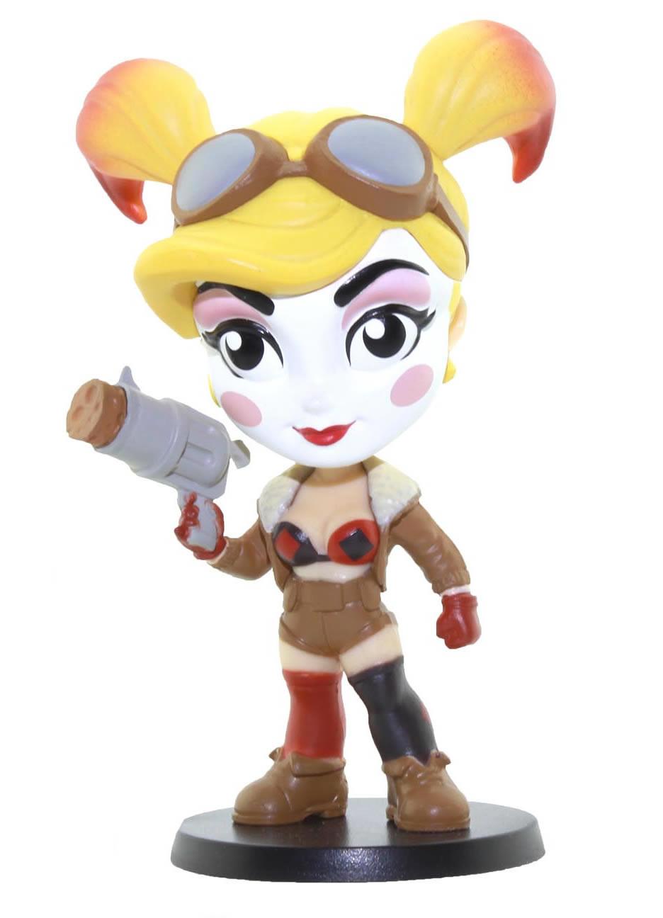 DC Comics Lil Bombshells Series 1.5 Novo Boneco Harley Quinn