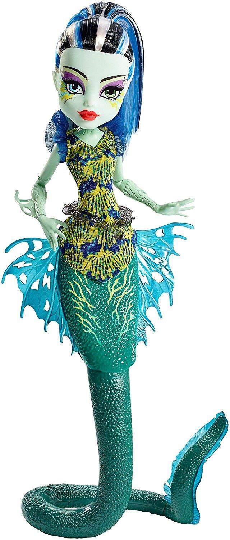 Frankie Stein Great Scarrier Reef Monster High Dolls