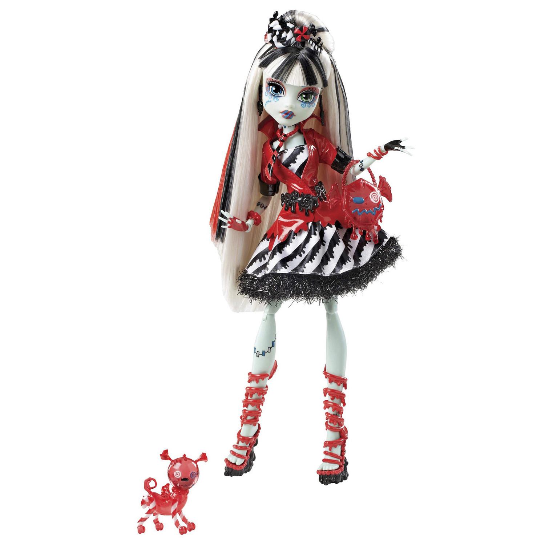 Frankie Stein Sweet Screams Monster High Dolls