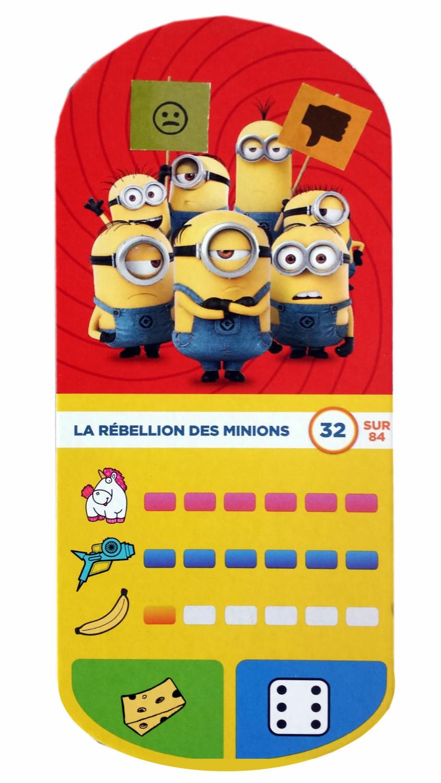 Carte Auchan Minion.Liste Des Cartes Auchan Moi Moche Et Mechant 3