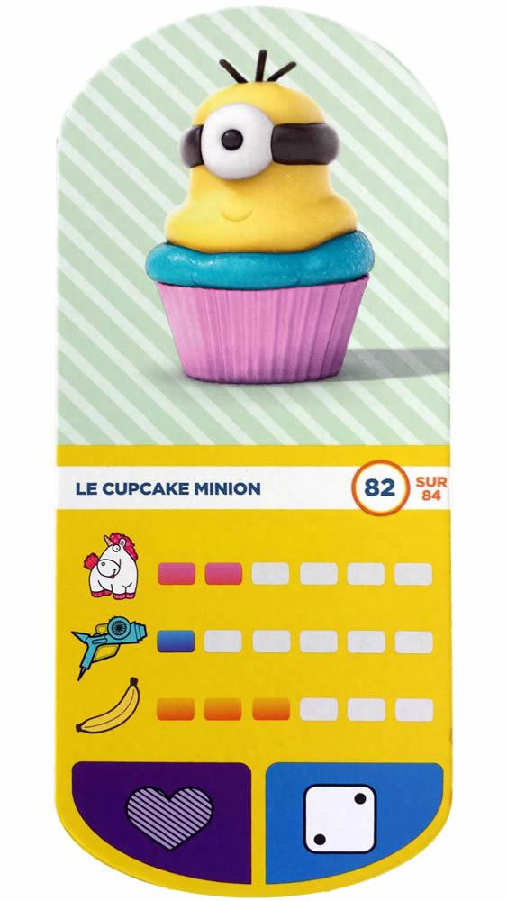 Carte Auchan Minion.Le Cupcake Minion Cartes Auchan Moi Moche Et Mechant 3