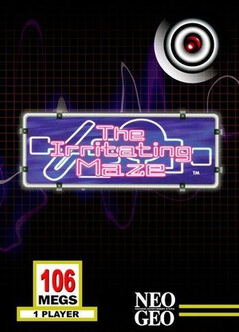 The Irritating Maze - NEO-GEO AES game