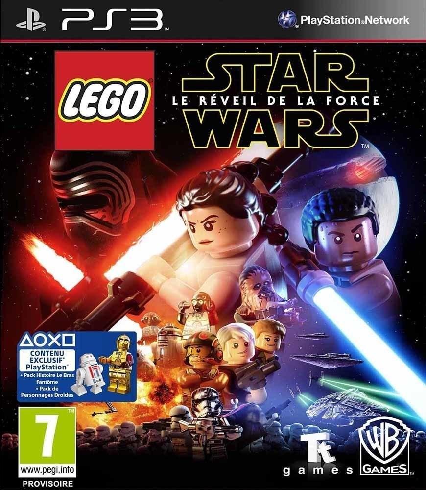 Lego Star Wars Le Réveil De La Force Fr Playstation 3