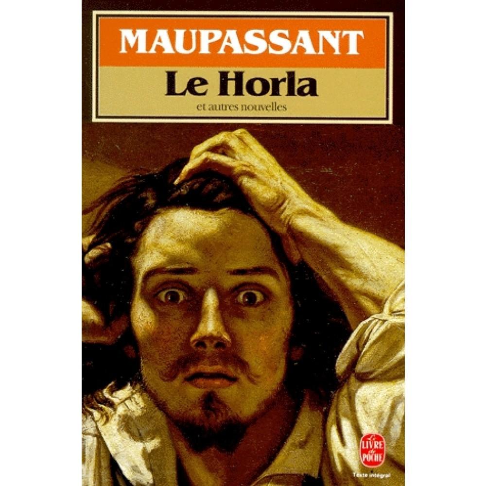 Le Horla Livre Guy De Maupassant