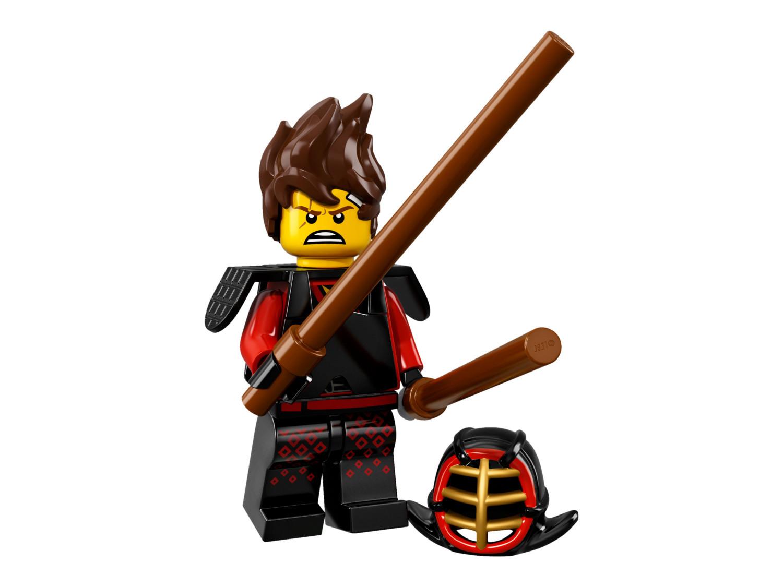 Kai Kendo Spinjitzu Lego Minifigures Ninjago Movie Set 71019