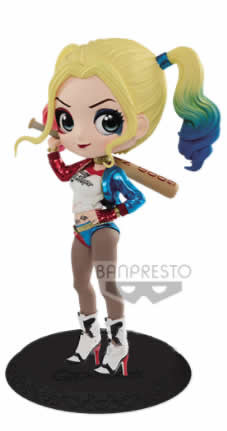 Harley Quinn Special Color Q Posket Heroes Action Figure