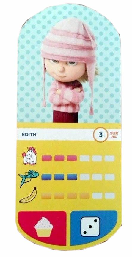 Carte Auchan Baby.Edith Cartes Auchan Moi Moche Et Mechant 3 03 Sur 84