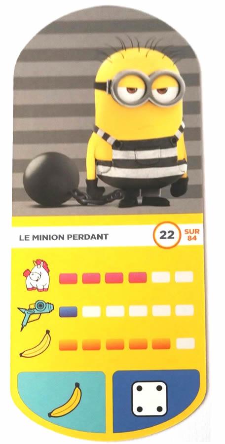 Carte Auchan Minion.Le Minion Perdant Cartes Auchan Moi Moche Et Mechant 3